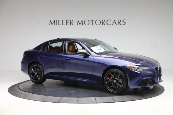New 2020 Alfa Romeo Giulia Q4 for sale $42,845 at Alfa Romeo of Greenwich in Greenwich CT 06830 9
