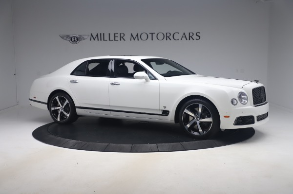 New 2020 Bentley Mulsanne 6.75 Edition by Mulliner for sale $423,065 at Alfa Romeo of Greenwich in Greenwich CT 06830 10