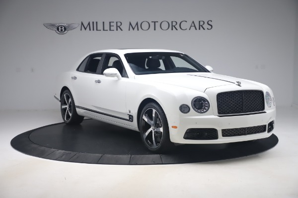 New 2020 Bentley Mulsanne 6.75 Edition by Mulliner for sale $423,065 at Alfa Romeo of Greenwich in Greenwich CT 06830 11