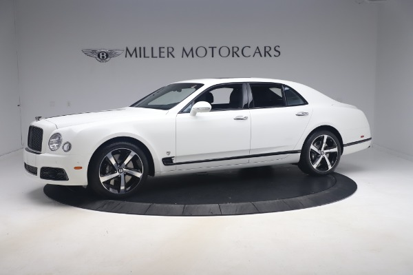 New 2020 Bentley Mulsanne 6.75 Edition by Mulliner for sale $423,065 at Alfa Romeo of Greenwich in Greenwich CT 06830 2