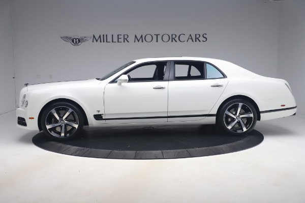 New 2020 Bentley Mulsanne 6.75 Edition by Mulliner for sale $423,065 at Alfa Romeo of Greenwich in Greenwich CT 06830 3