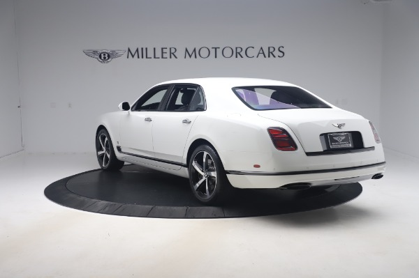 New 2020 Bentley Mulsanne 6.75 Edition by Mulliner for sale $423,065 at Alfa Romeo of Greenwich in Greenwich CT 06830 5