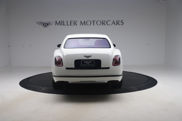 New 2020 Bentley Mulsanne 6.75 Edition by Mulliner for sale $423,065 at Alfa Romeo of Greenwich in Greenwich CT 06830 6