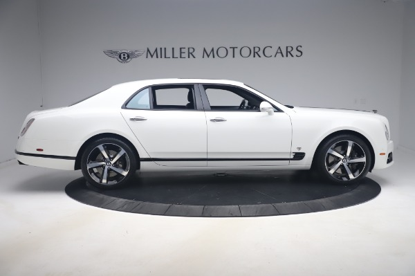 New 2020 Bentley Mulsanne 6.75 Edition by Mulliner for sale $423,065 at Alfa Romeo of Greenwich in Greenwich CT 06830 9