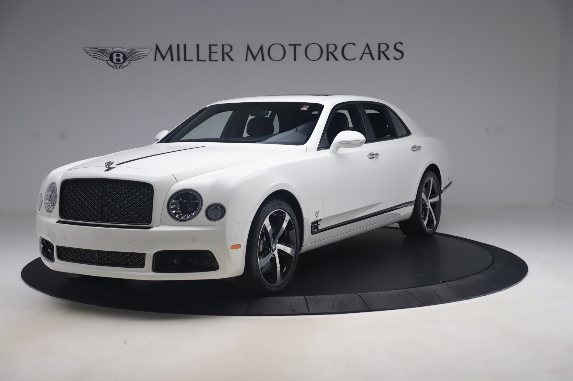 New 2020 Bentley Mulsanne 6.75 Edition by Mulliner for sale $423,065 at Alfa Romeo of Greenwich in Greenwich CT 06830 1