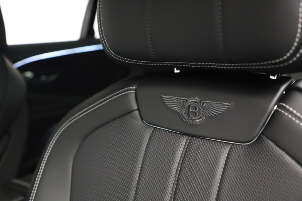 New 2020 Bentley Flying Spur W12 for sale $261,615 at Alfa Romeo of Greenwich in Greenwich CT 06830 21
