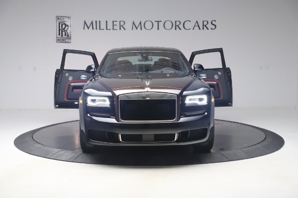 New 2020 Rolls-Royce Ghost for sale $450,450 at Alfa Romeo of Greenwich in Greenwich CT 06830 10