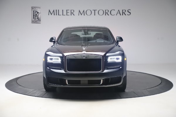 New 2020 Rolls-Royce Ghost for sale $450,450 at Alfa Romeo of Greenwich in Greenwich CT 06830 2