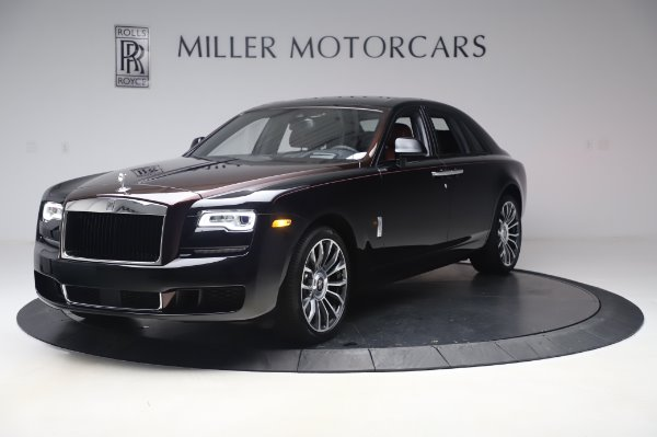 New 2020 Rolls-Royce Ghost for sale $450,450 at Alfa Romeo of Greenwich in Greenwich CT 06830 3