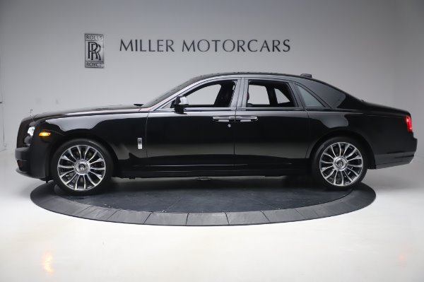 New 2020 Rolls-Royce Ghost for sale $450,450 at Alfa Romeo of Greenwich in Greenwich CT 06830 4