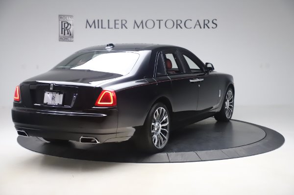 New 2020 Rolls-Royce Ghost for sale $450,450 at Alfa Romeo of Greenwich in Greenwich CT 06830 7