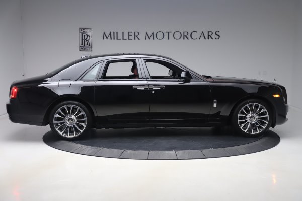 New 2020 Rolls-Royce Ghost for sale $450,450 at Alfa Romeo of Greenwich in Greenwich CT 06830 8
