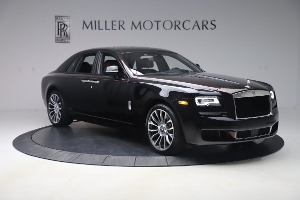 New 2020 Rolls-Royce Ghost for sale $450,450 at Alfa Romeo of Greenwich in Greenwich CT 06830 9