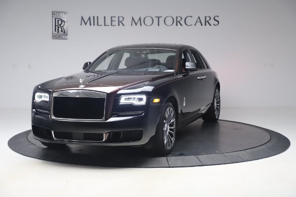 New 2020 Rolls-Royce Ghost for sale $450,450 at Alfa Romeo of Greenwich in Greenwich CT 06830 1