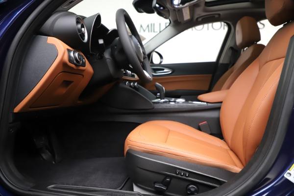 New 2020 Alfa Romeo Giulia Q4 for sale $45,445 at Alfa Romeo of Greenwich in Greenwich CT 06830 14