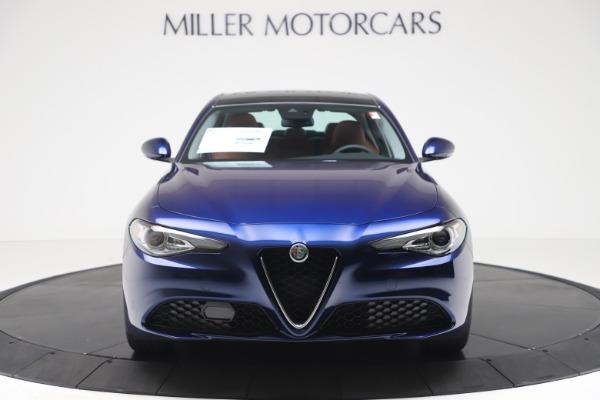 New 2020 Alfa Romeo Giulia Q4 for sale $45,445 at Alfa Romeo of Greenwich in Greenwich CT 06830 12