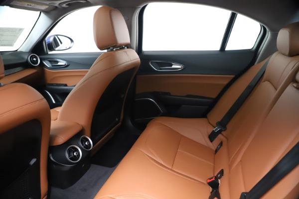 New 2020 Alfa Romeo Giulia Q4 for sale $45,445 at Alfa Romeo of Greenwich in Greenwich CT 06830 19