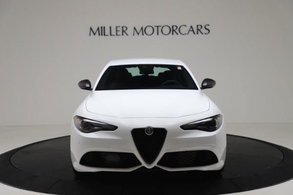 New 2020 Alfa Romeo Giulia Ti Sport Carbon Q4 for sale $51,640 at Alfa Romeo of Greenwich in Greenwich CT 06830 12