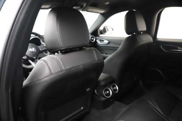 New 2020 Alfa Romeo Giulia Ti Sport Carbon Q4 for sale $51,640 at Alfa Romeo of Greenwich in Greenwich CT 06830 20