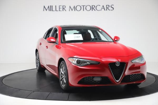 New 2020 Alfa Romeo Giulia Q4 for sale $44,845 at Alfa Romeo of Greenwich in Greenwich CT 06830 11