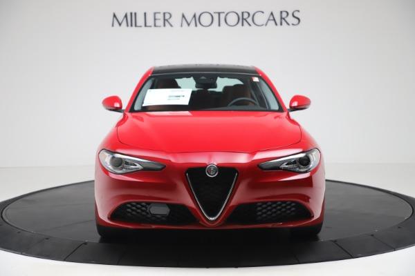 New 2020 Alfa Romeo Giulia Q4 for sale $44,845 at Alfa Romeo of Greenwich in Greenwich CT 06830 12