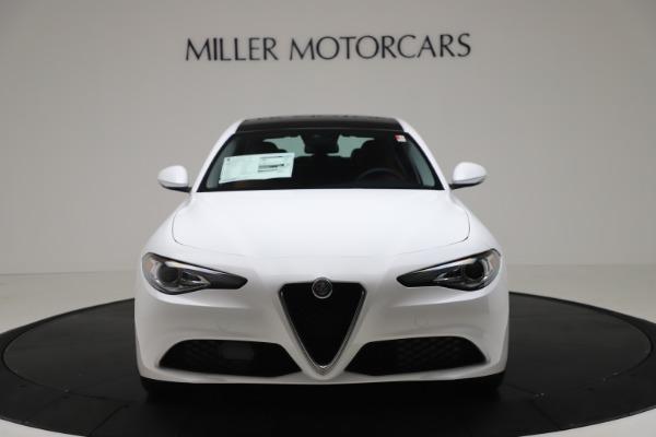 New 2020 Alfa Romeo Giulia Q4 for sale Sold at Alfa Romeo of Greenwich in Greenwich CT 06830 12