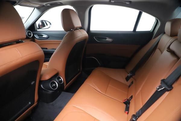 New 2020 Alfa Romeo Giulia Q4 for sale Sold at Alfa Romeo of Greenwich in Greenwich CT 06830 19