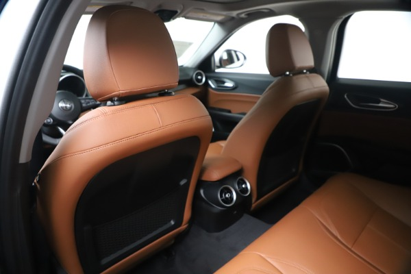 New 2020 Alfa Romeo Giulia Q4 for sale Sold at Alfa Romeo of Greenwich in Greenwich CT 06830 20