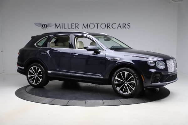 New 2021 Bentley Bentayga V8 for sale $205,540 at Alfa Romeo of Greenwich in Greenwich CT 06830 10