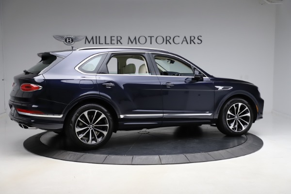 New 2021 Bentley Bentayga V8 for sale $205,540 at Alfa Romeo of Greenwich in Greenwich CT 06830 8