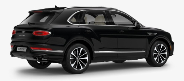 New 2021 Bentley Bentayga V8 for sale $208,275 at Alfa Romeo of Greenwich in Greenwich CT 06830 3