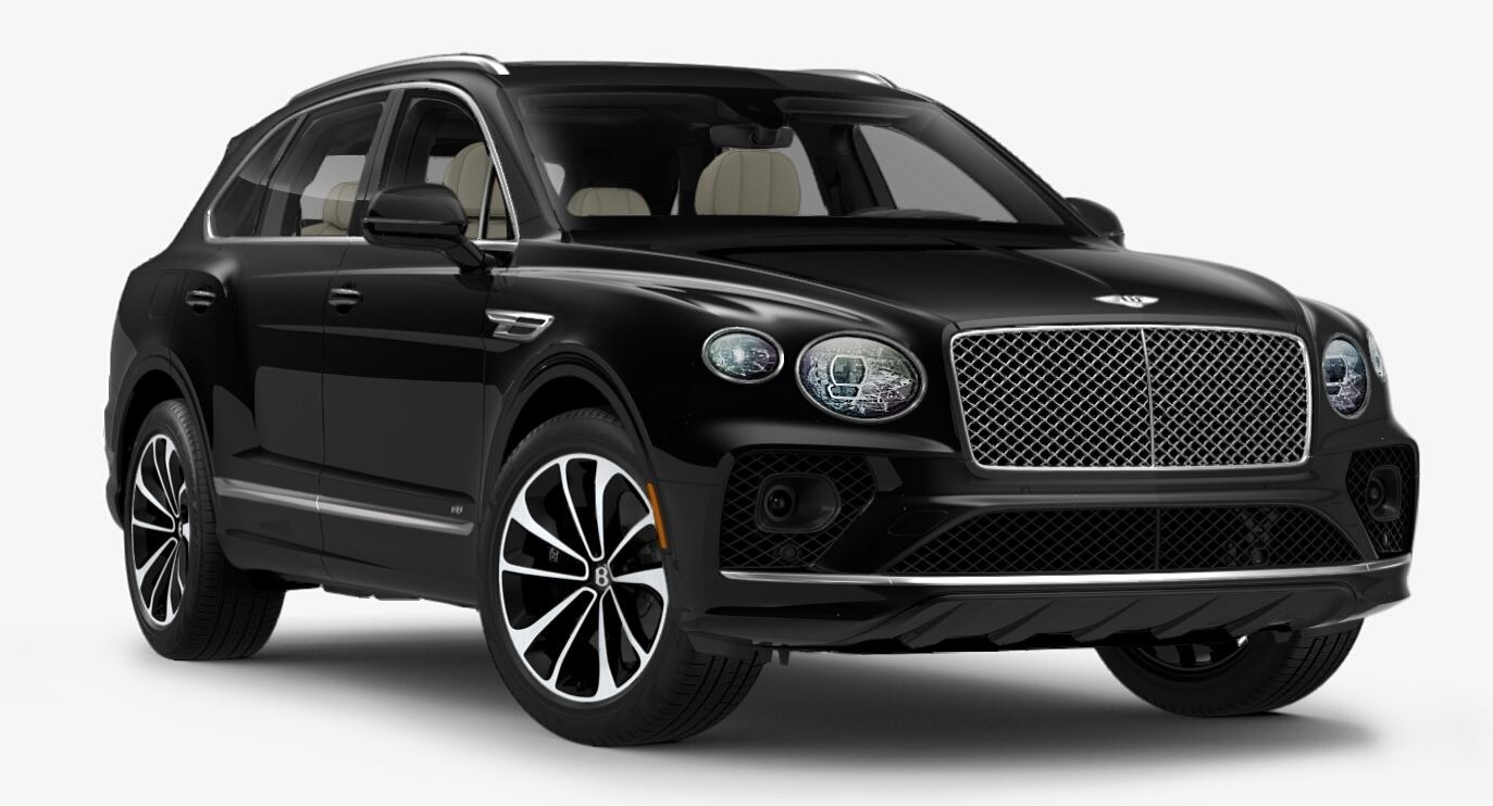 New 2021 Bentley Bentayga V8 for sale $208,275 at Alfa Romeo of Greenwich in Greenwich CT 06830 1