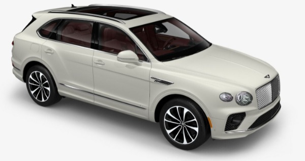 New 2021 Bentley Bentayga V8 for sale Sold at Alfa Romeo of Greenwich in Greenwich CT 06830 5