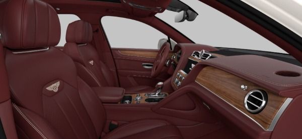 New 2021 Bentley Bentayga V8 for sale Sold at Alfa Romeo of Greenwich in Greenwich CT 06830 7