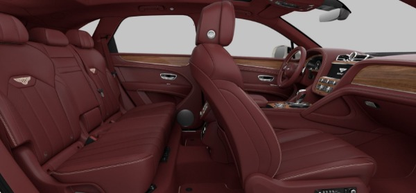 New 2021 Bentley Bentayga V8 for sale Sold at Alfa Romeo of Greenwich in Greenwich CT 06830 9