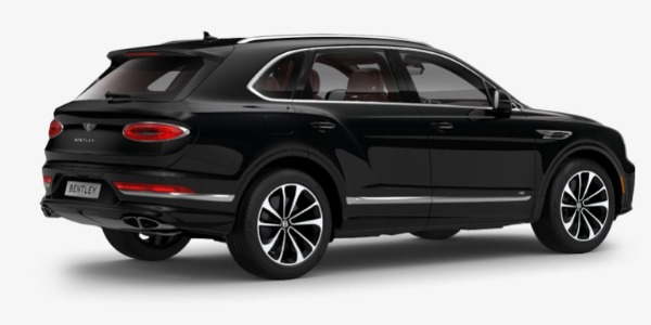 New 2021 Bentley Bentayga V8 for sale $206,415 at Alfa Romeo of Greenwich in Greenwich CT 06830 3