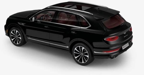 New 2021 Bentley Bentayga V8 for sale $206,415 at Alfa Romeo of Greenwich in Greenwich CT 06830 4