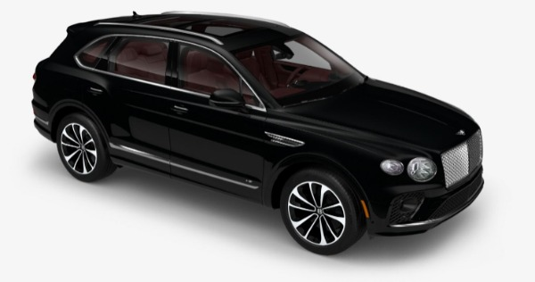 New 2021 Bentley Bentayga V8 for sale $206,415 at Alfa Romeo of Greenwich in Greenwich CT 06830 5