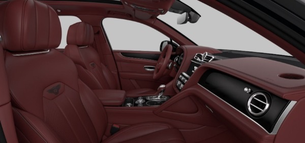 New 2021 Bentley Bentayga V8 for sale $206,415 at Alfa Romeo of Greenwich in Greenwich CT 06830 7