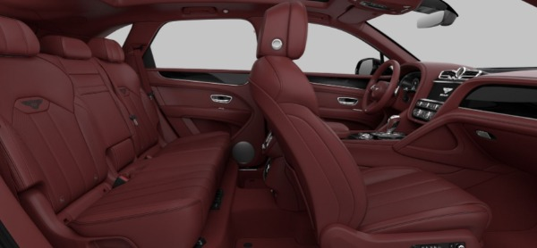 New 2021 Bentley Bentayga V8 for sale $206,415 at Alfa Romeo of Greenwich in Greenwich CT 06830 9