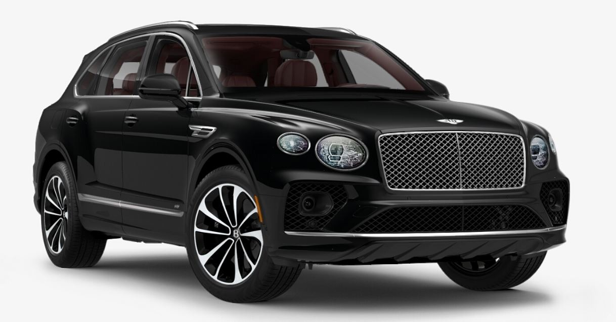 New 2021 Bentley Bentayga V8 for sale $206,415 at Alfa Romeo of Greenwich in Greenwich CT 06830 1