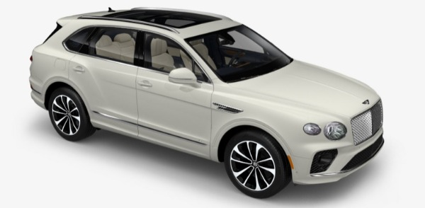New 2021 Bentley Bentayga V8 for sale $204,855 at Alfa Romeo of Greenwich in Greenwich CT 06830 5