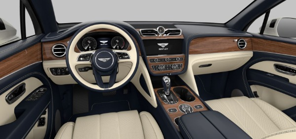 New 2021 Bentley Bentayga V8 for sale $204,855 at Alfa Romeo of Greenwich in Greenwich CT 06830 6
