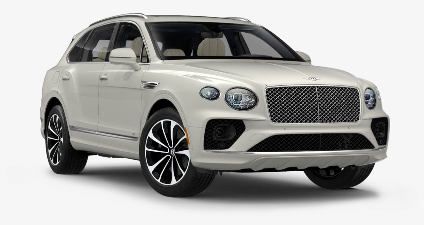 New 2021 Bentley Bentayga V8 for sale $204,855 at Alfa Romeo of Greenwich in Greenwich CT 06830 1