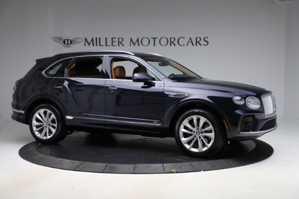 New 2021 Bentley Bentayga V8 for sale $203,205 at Alfa Romeo of Greenwich in Greenwich CT 06830 10