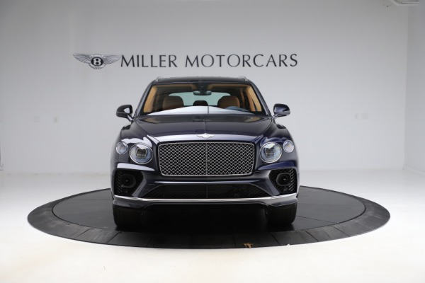 New 2021 Bentley Bentayga V8 for sale $203,205 at Alfa Romeo of Greenwich in Greenwich CT 06830 12