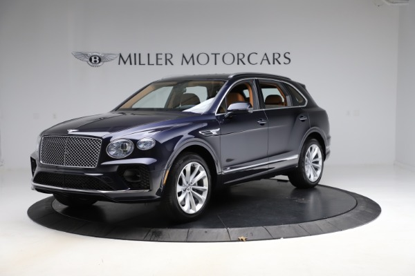 New 2021 Bentley Bentayga V8 for sale $203,205 at Alfa Romeo of Greenwich in Greenwich CT 06830 2