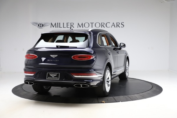 New 2021 Bentley Bentayga V8 for sale $203,205 at Alfa Romeo of Greenwich in Greenwich CT 06830 7