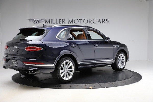 New 2021 Bentley Bentayga V8 for sale $203,205 at Alfa Romeo of Greenwich in Greenwich CT 06830 8
