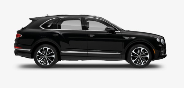 New 2021 Bentley Bentayga V8 for sale Sold at Alfa Romeo of Greenwich in Greenwich CT 06830 2